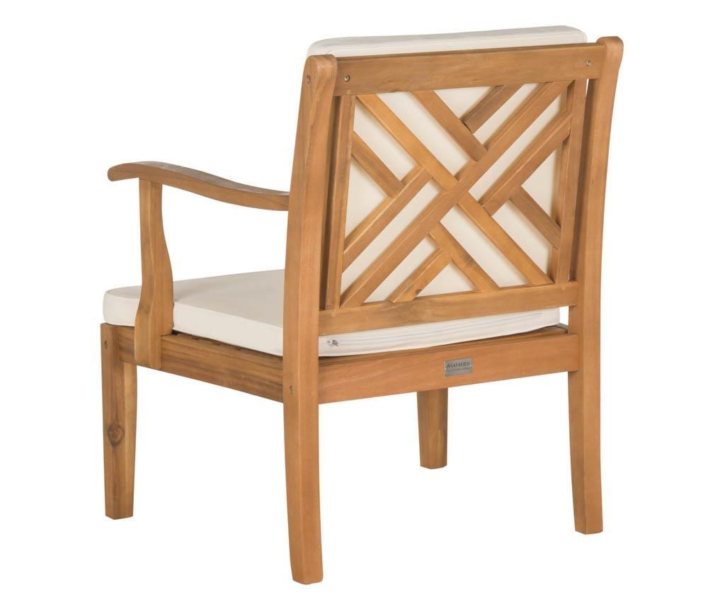 Lugano Asztal, 2 szék és 1 kültéri pad