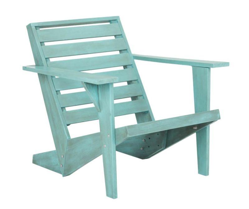 Fotel zewnętrzny Letti Blue