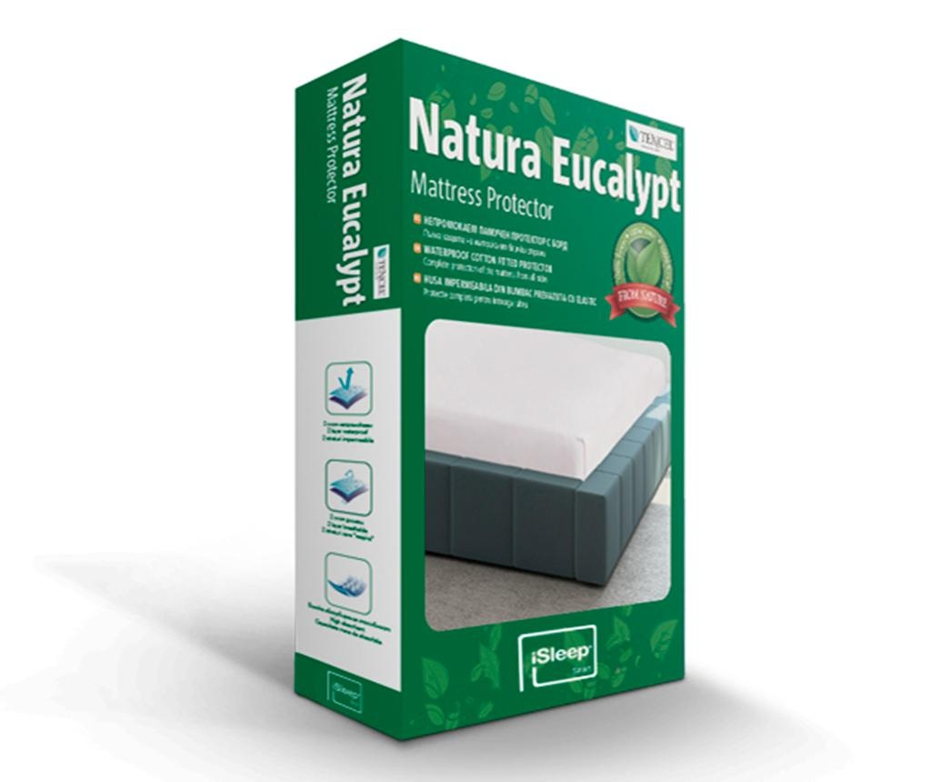 Nepromočiva zaštita za madrac Natura Eucalipt 120x200 cm