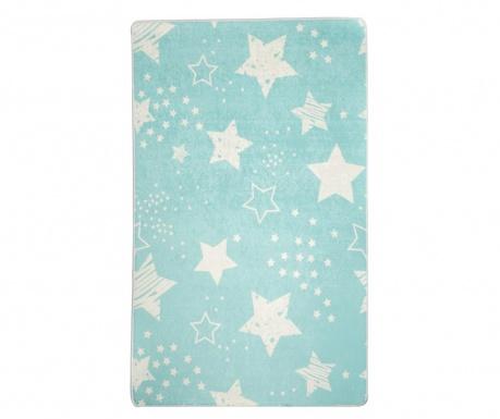 Preproga Stars Blue 140x190 cm