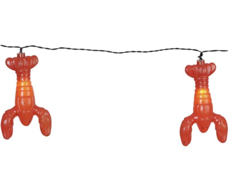 Svjetleća girlanda za vanjski prostor Crayfish