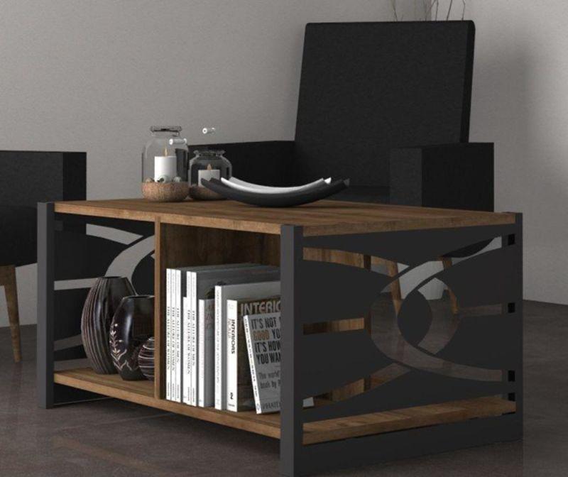 Stolić za kavu Wiley Walnut