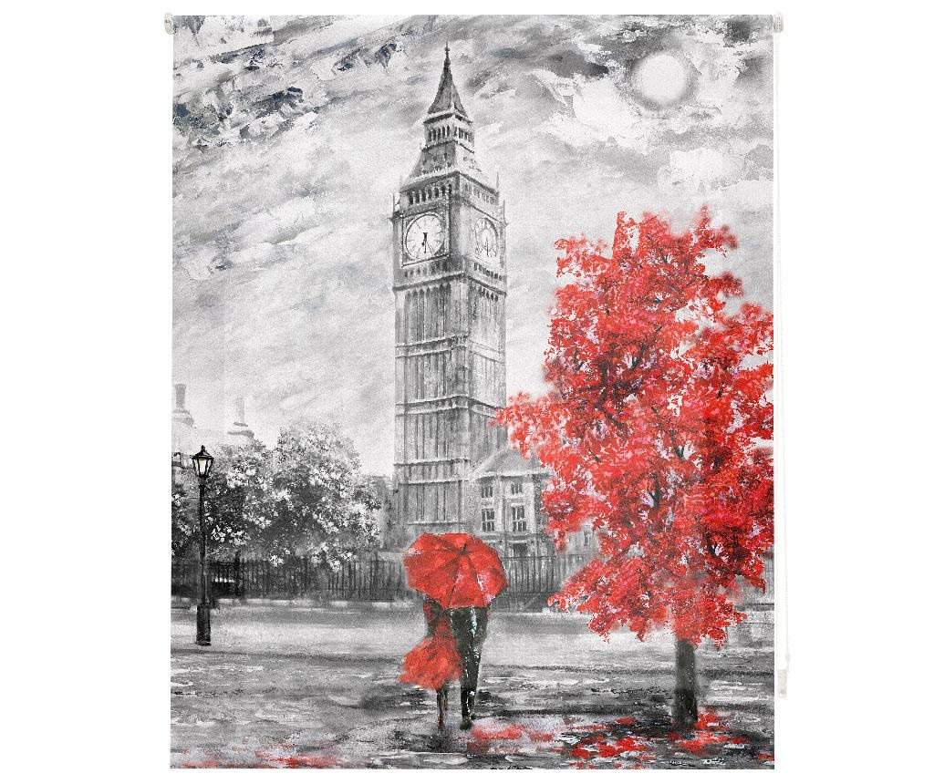 London Art Roletta 180x250 cm
