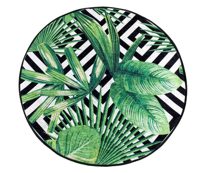 Kopalniška preproga Tropical Vibes 100 cm
