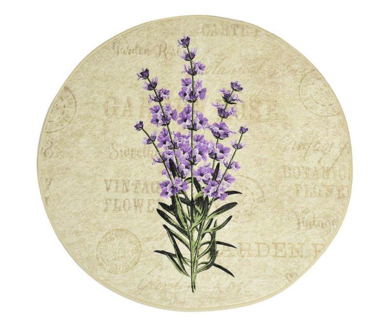 Lavender Fürdőszobai szőnyeg 100 cm