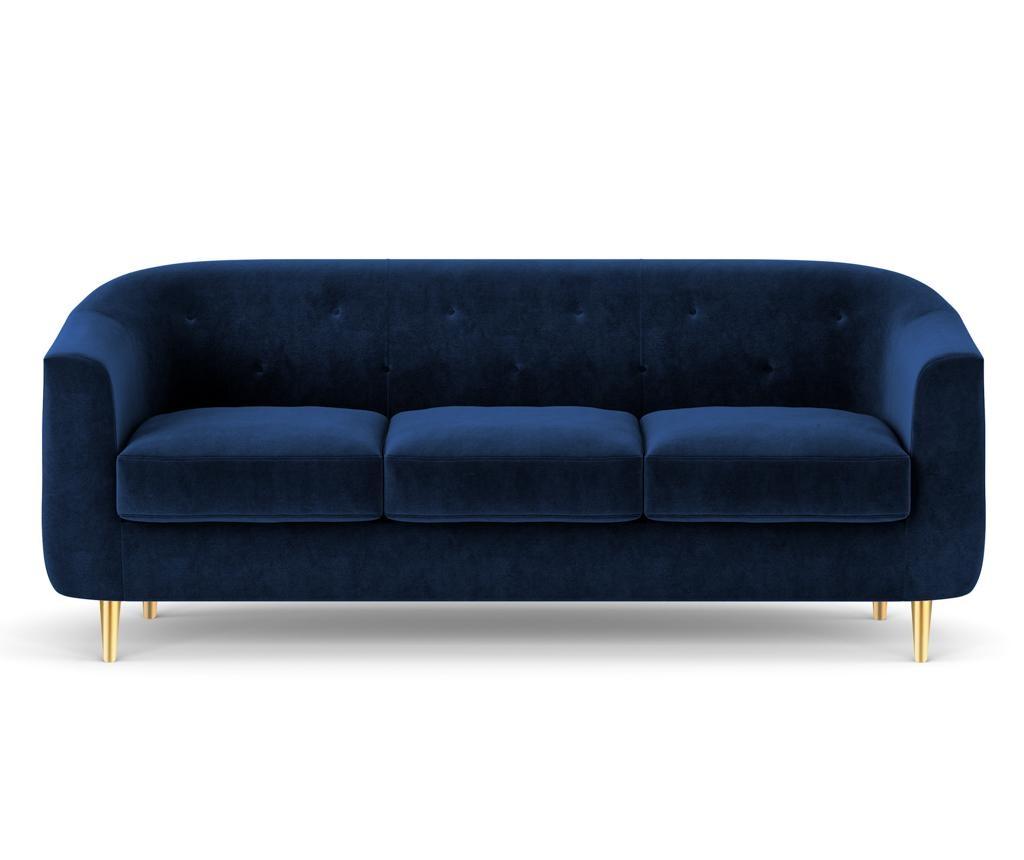 Kauč trosjed Corde Royal Blue