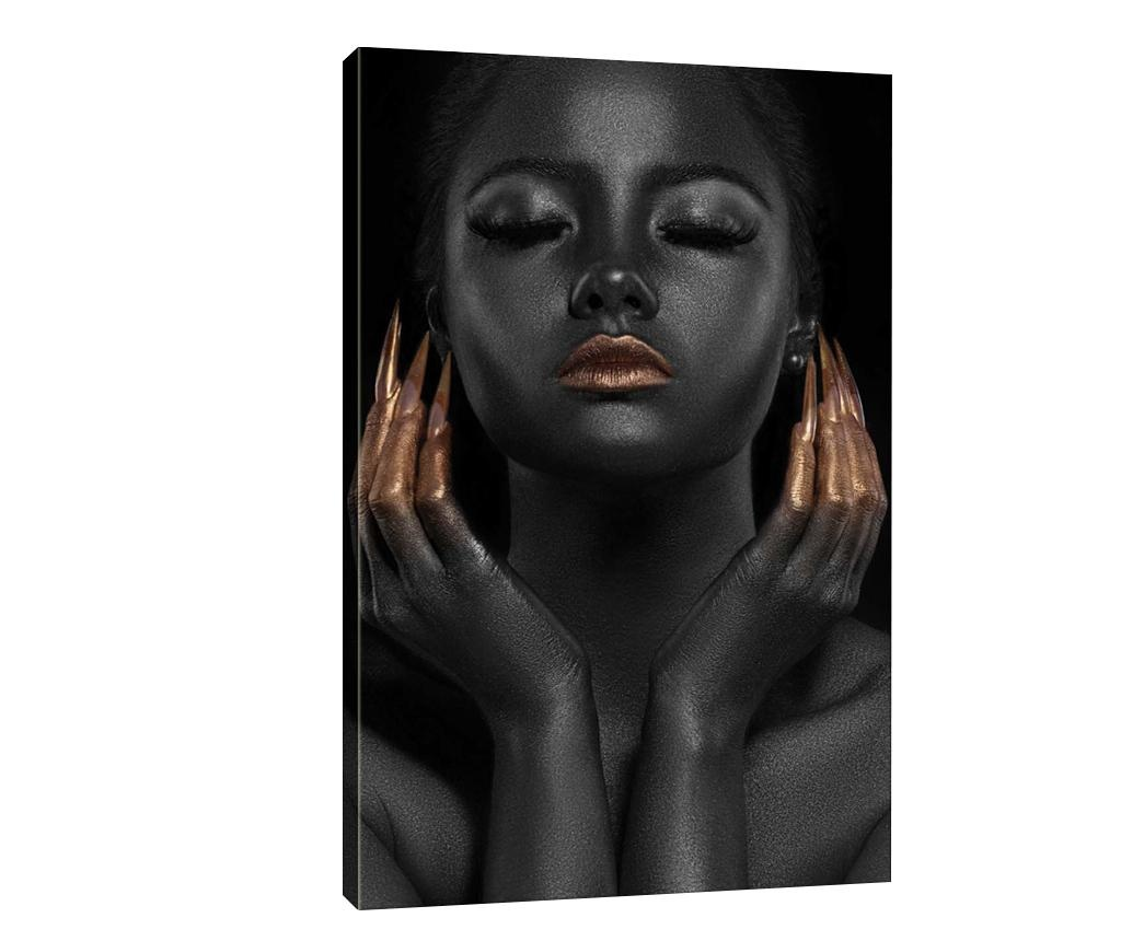 Tablou Black Vibe 40x60 cm