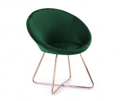 Krzesło Grace Bottle Green