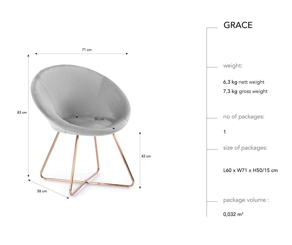 Стол Grace Beige
