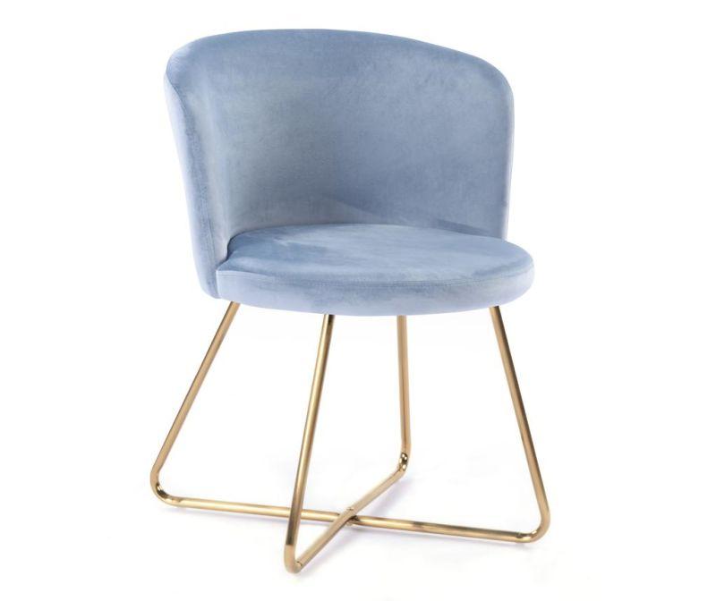Židle Daisy Light Blue