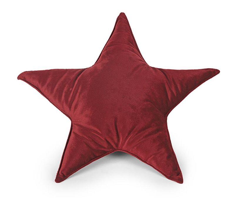 Okrasna blazina Mavis Red 40x40 cm