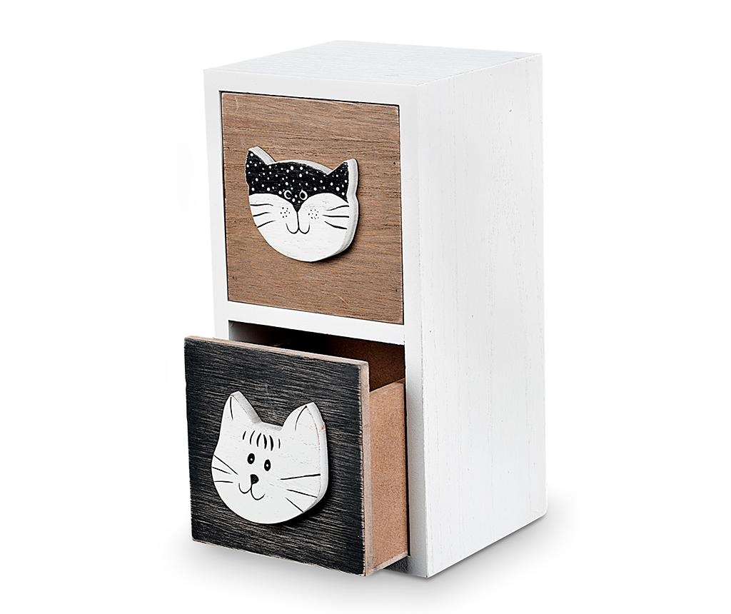 Škatla za nakit Cats Slim