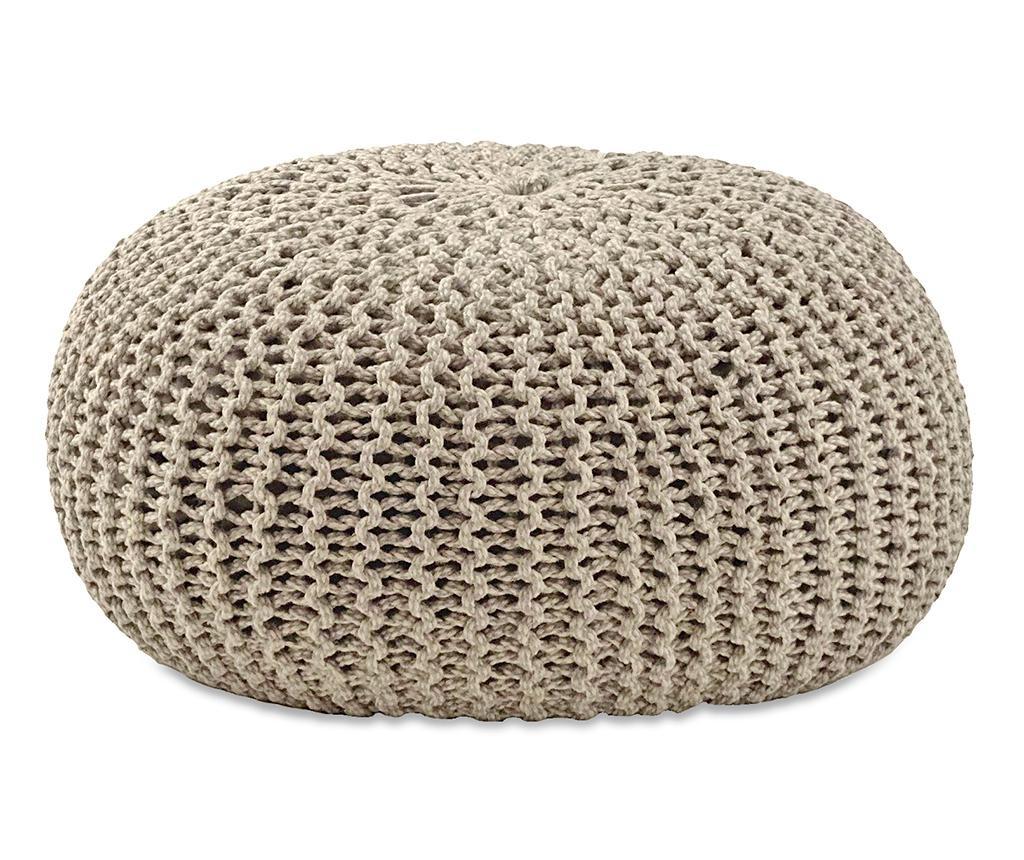 Pouf Knit