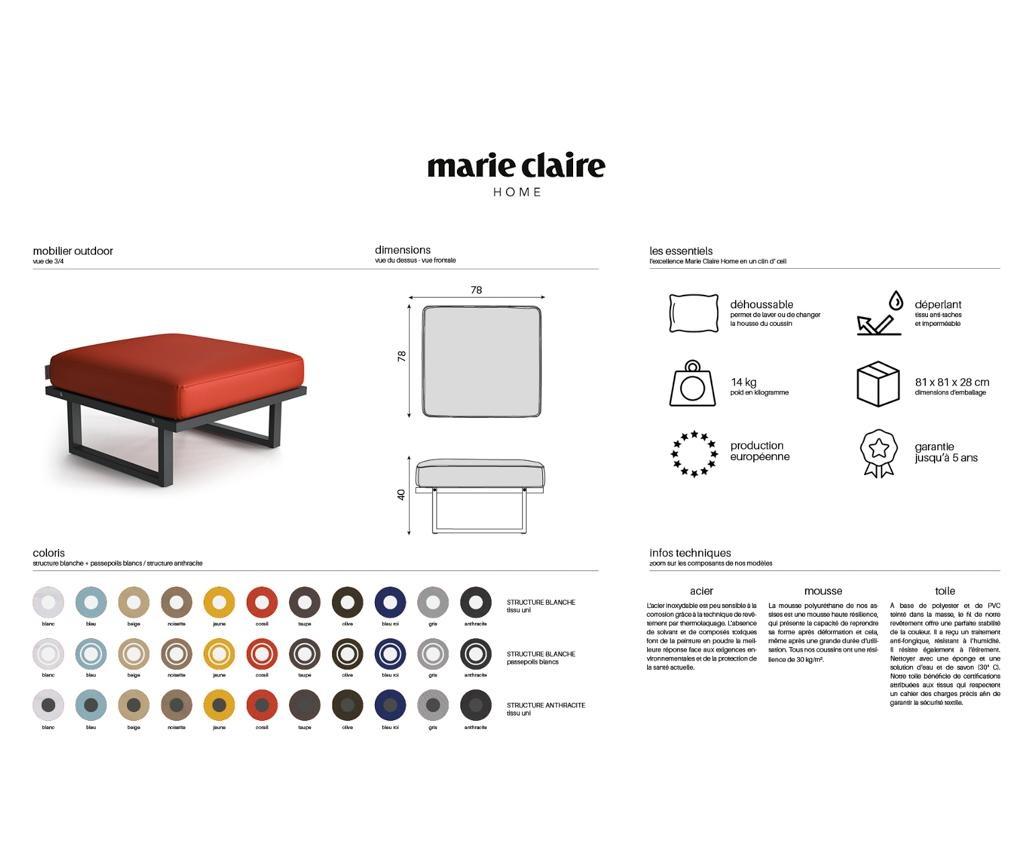 Mark Beige Kültéri szék