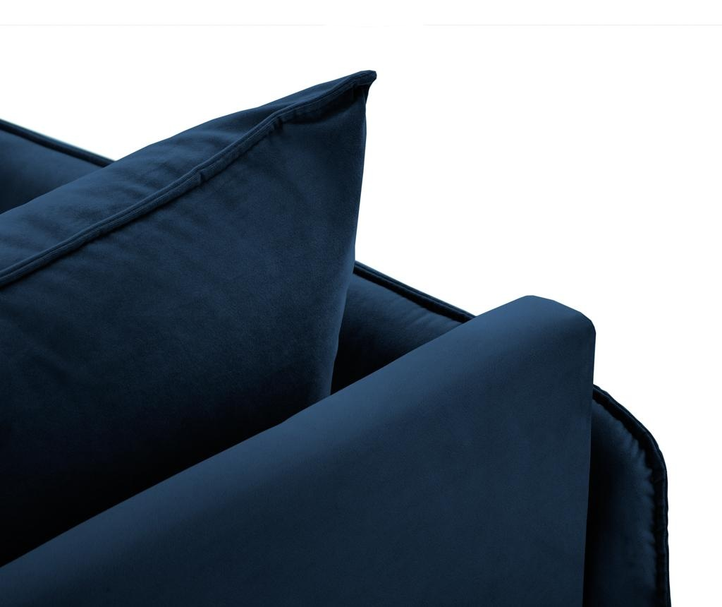 Desna ležaljka za dnevni boravak Vienna Royal Blue