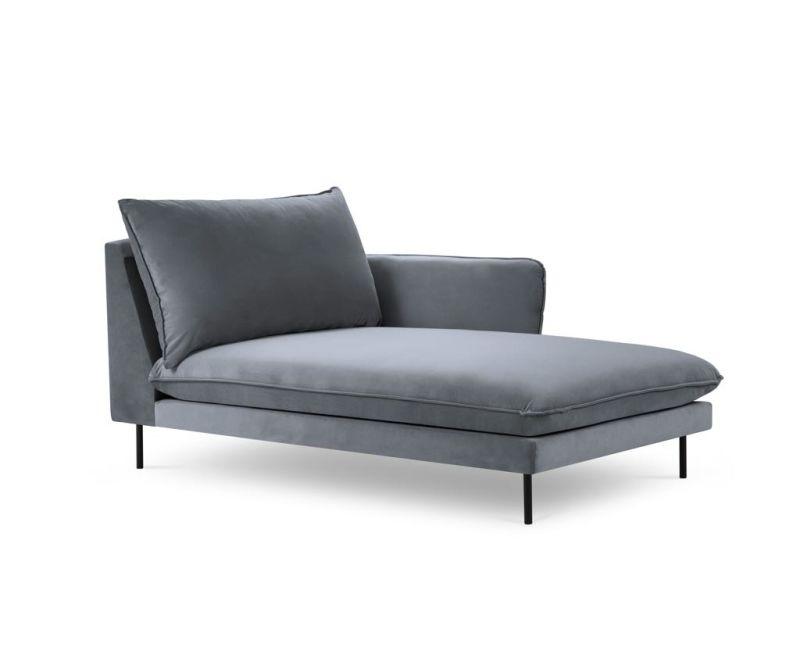 Desna ležaljka za dnevni boravak Vienna Grey