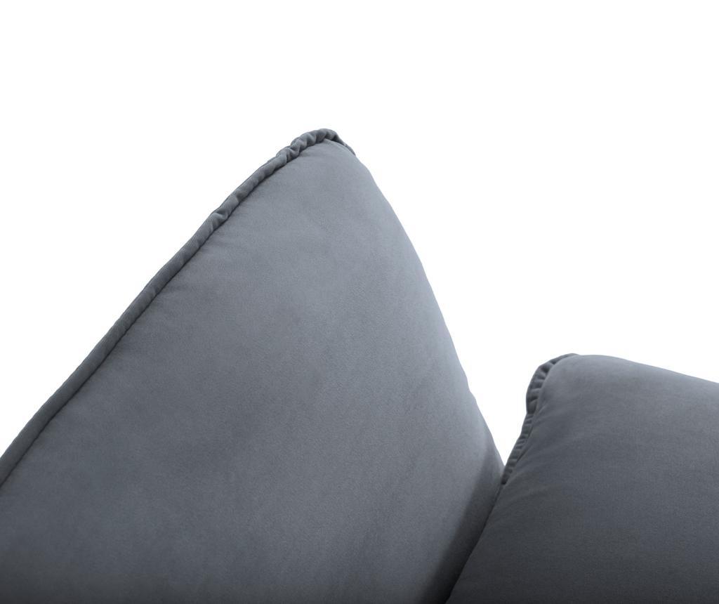 Lijeva kutna garnitura Vienna Grey