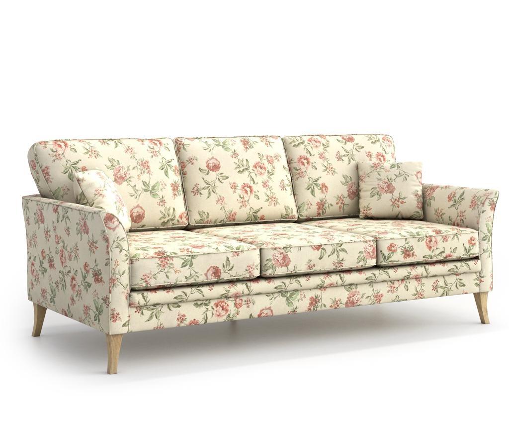 Canapea 3 locuri Juliett Rose