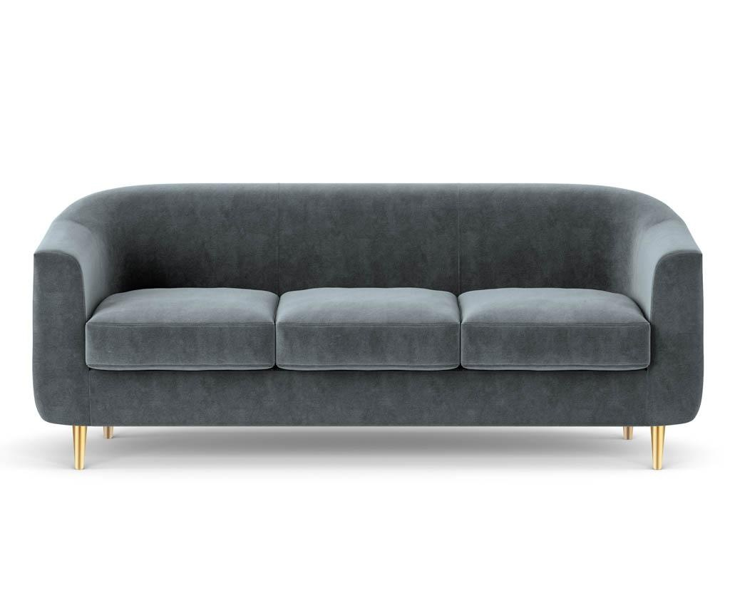 Canapea 3 locuri Tact Grey