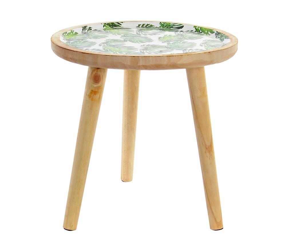 Konferenční stolek Brown Tropical