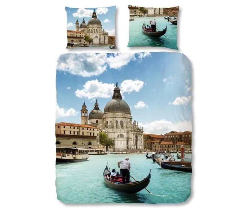Posteljnina Single Venice Multi