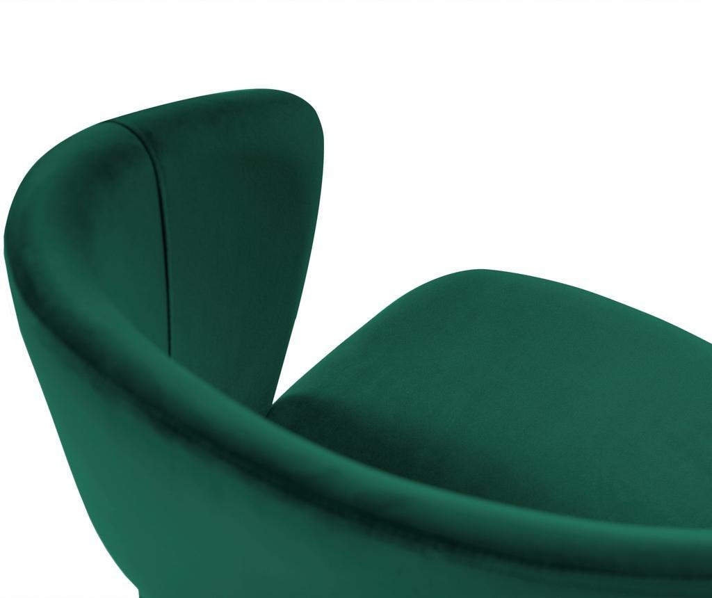Židle Elpis Bottle Green