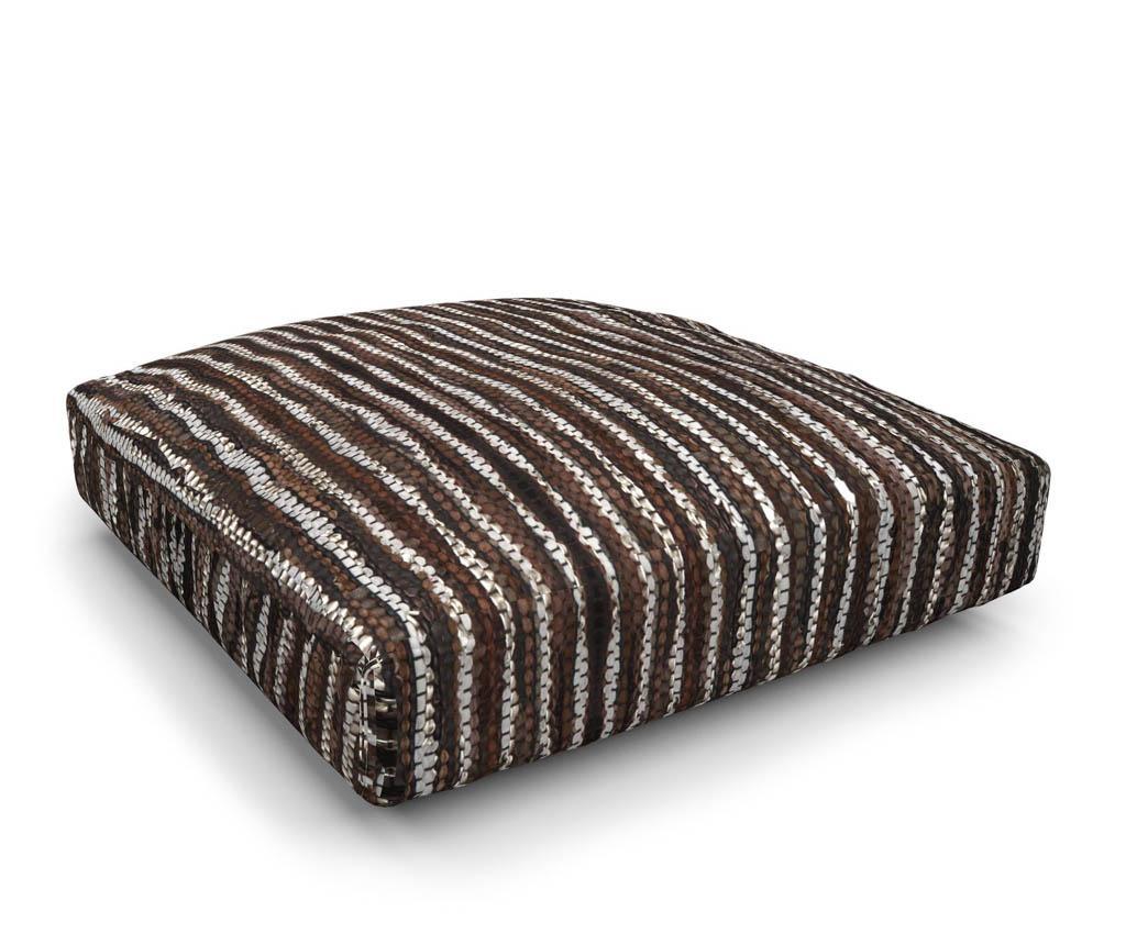 Podni jastuk Valeria Brown 60x60 cm