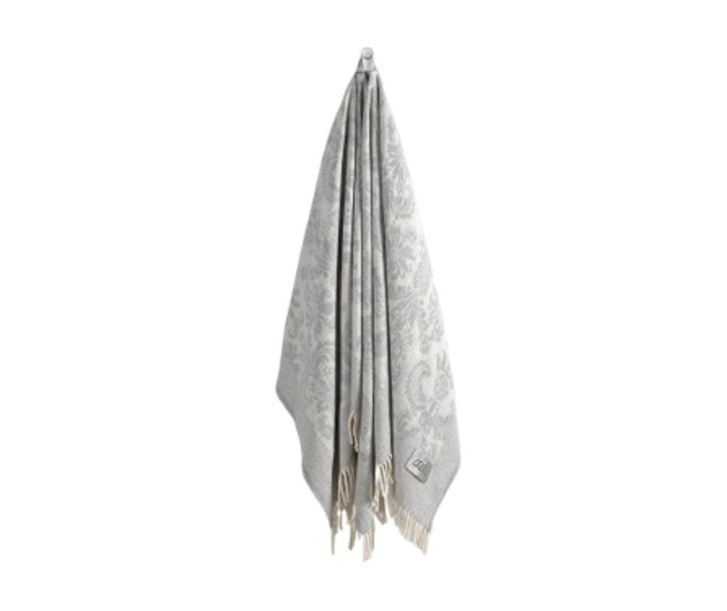 Priročna odeja Rita Grey 130x170 cm