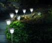 Set 6 solarnih svjetiljki Odell