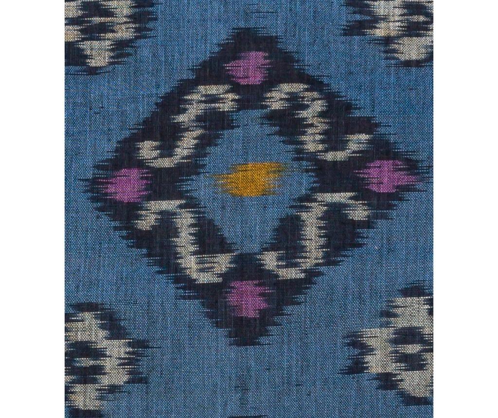 Perna decorativa Edd Blue Grey 45x45 cm