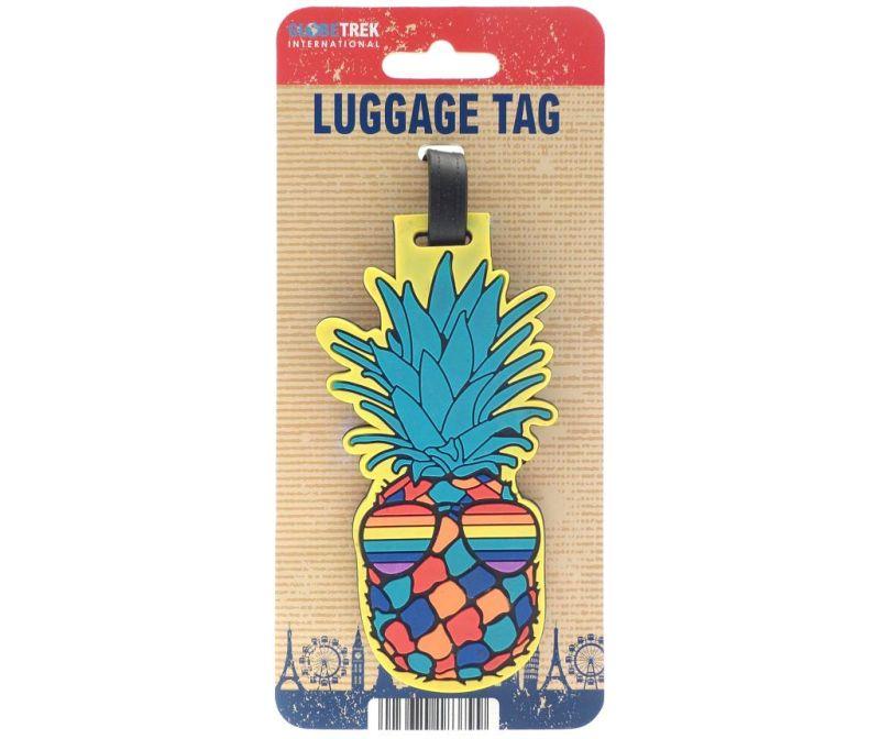 Oznaka za prtljagu Cool Pineapple