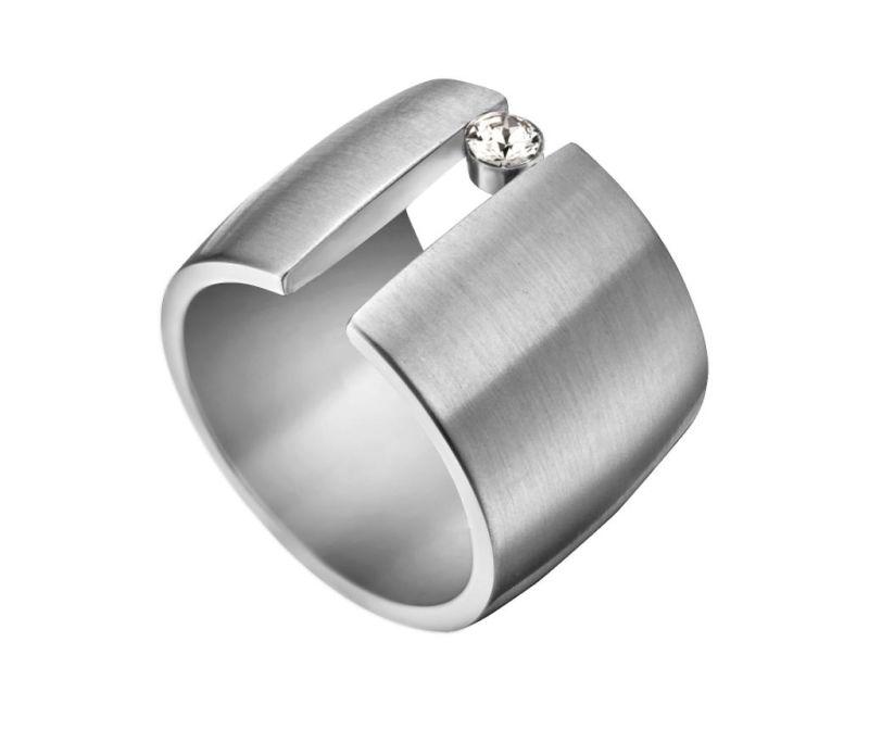 Prsten Esprit Fashion Silver Tone 17 mm