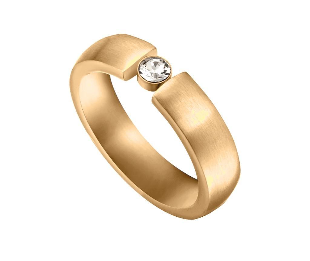 Prsten Esprit Craving Gold Tone 18 mm