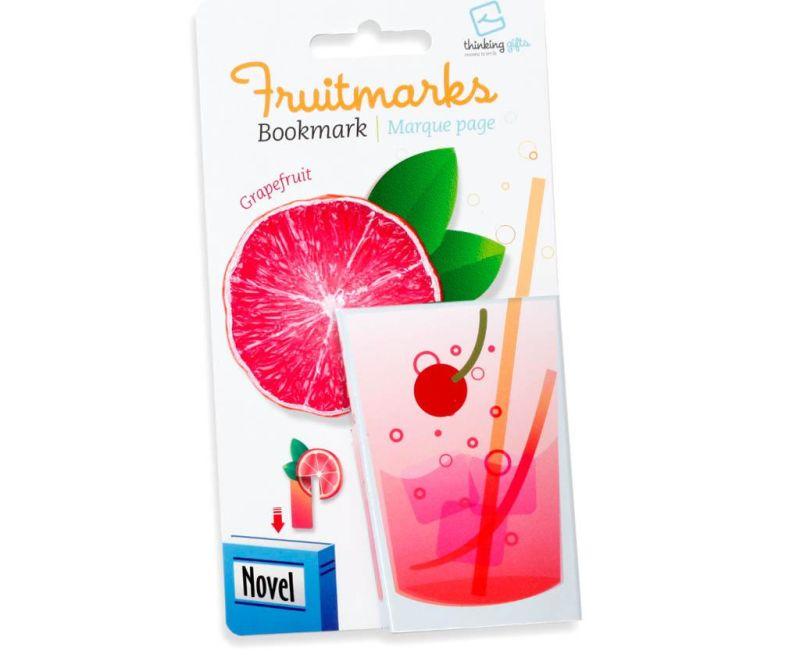 Fruitmark Grapefruit Könyvjelző