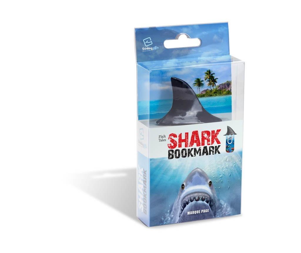 Fishtales Shark Könyvjelző