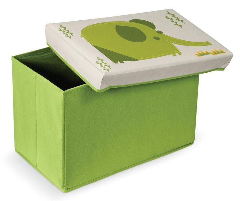 Shranjevalna škatla s pokrovom Elephant