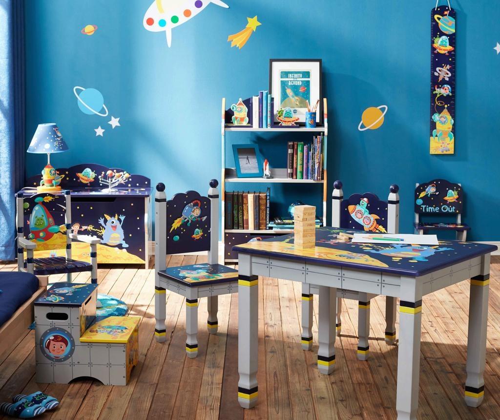 Otroška miza Outer Space