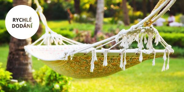 Relaxace v zahradě
