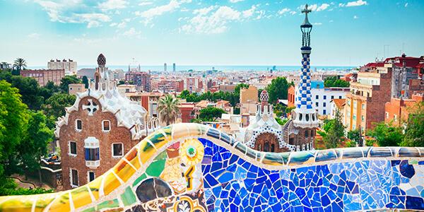 City break v Barceloně