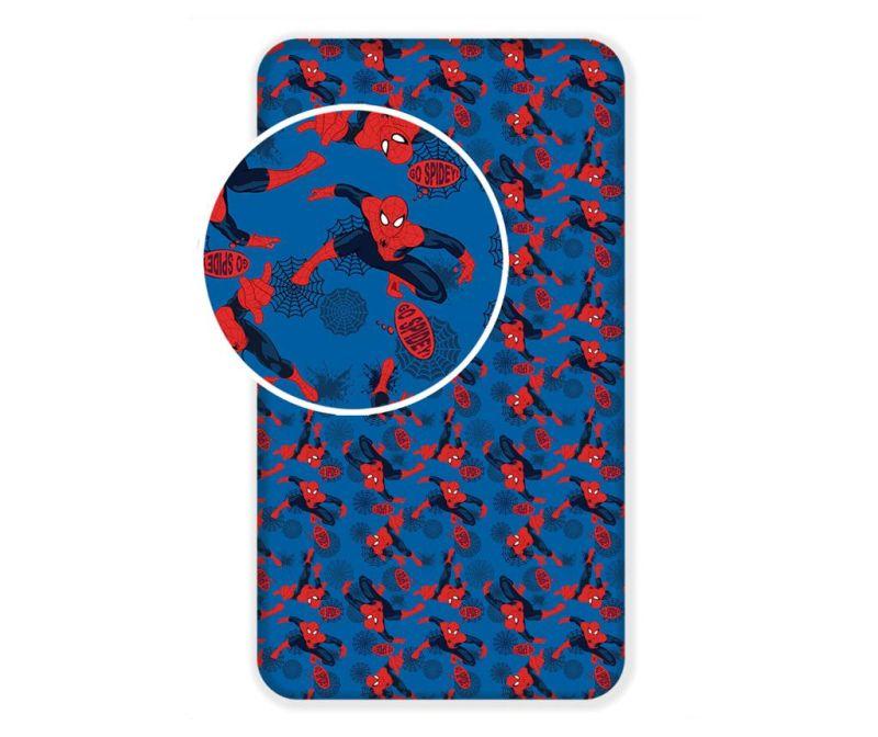 Rjuha z elastiko Spiderman 2017 90x200 cm