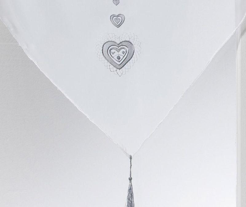 Set 2 perdele Esprit Love 60x90 cm
