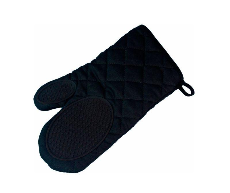 Kuhinjska rokavica Cuistot Black 30x18 cm