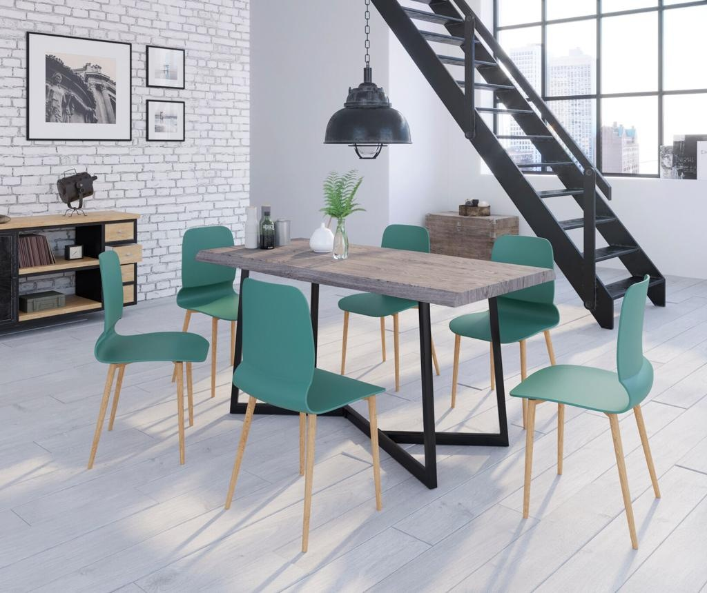 Stolica Maz Green