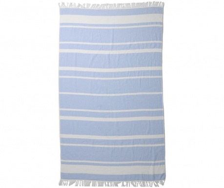 παρεό Gozo Blue 85x160 cm
