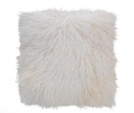 Διακοσμητικό μαξιλάρι Fur Ivory 40x40 cm