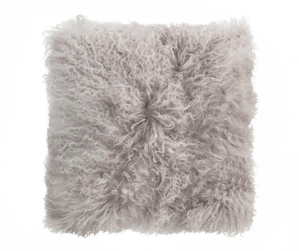Декоративна възглавница Fur Grey 40x40 см