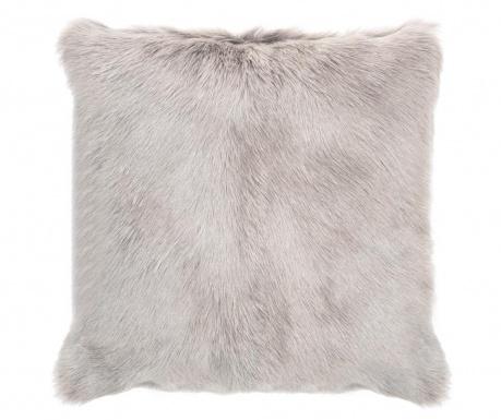 Διακοσμητικό μαξιλάρι Fur Maxi Grey 50x50 cm