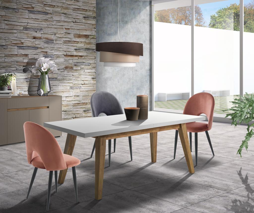 Комплект 4 стола Nail Grey