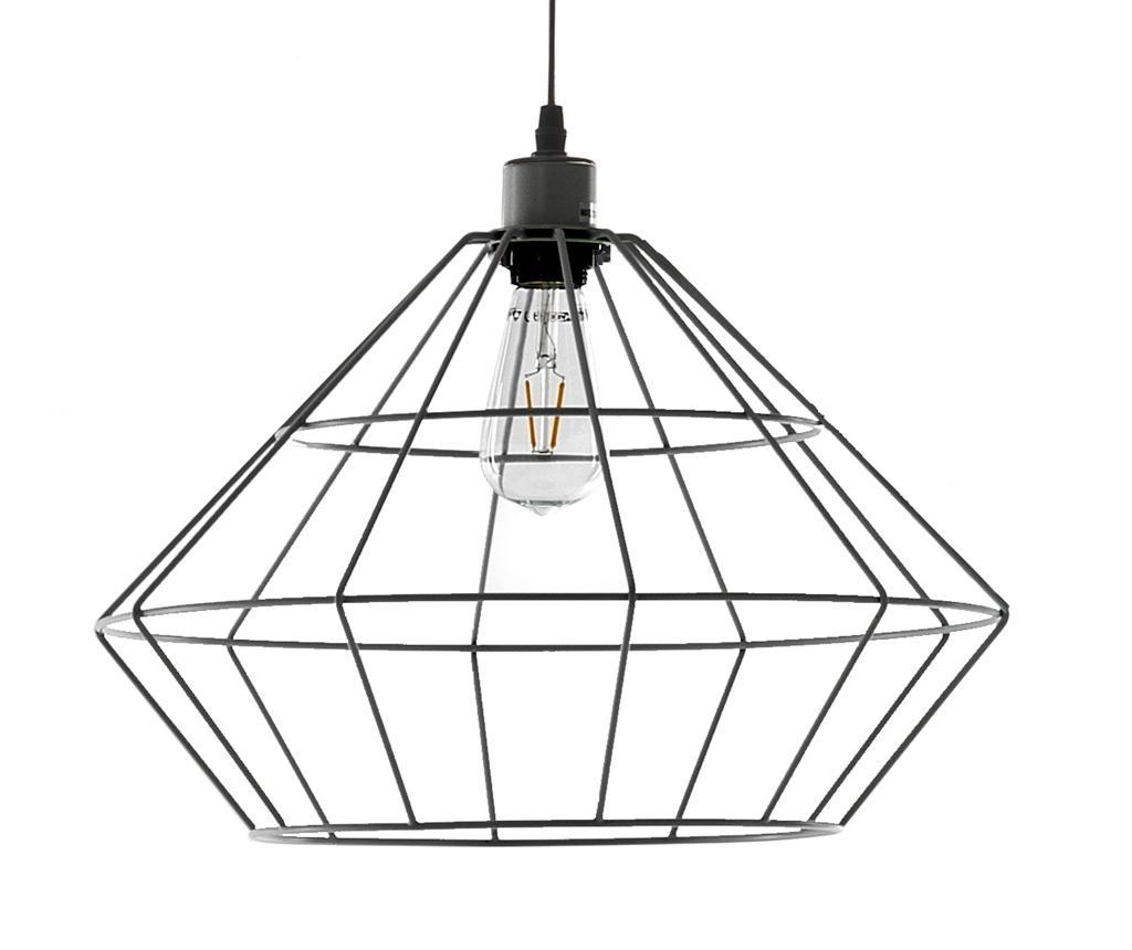 Лампа за под Diamond Black