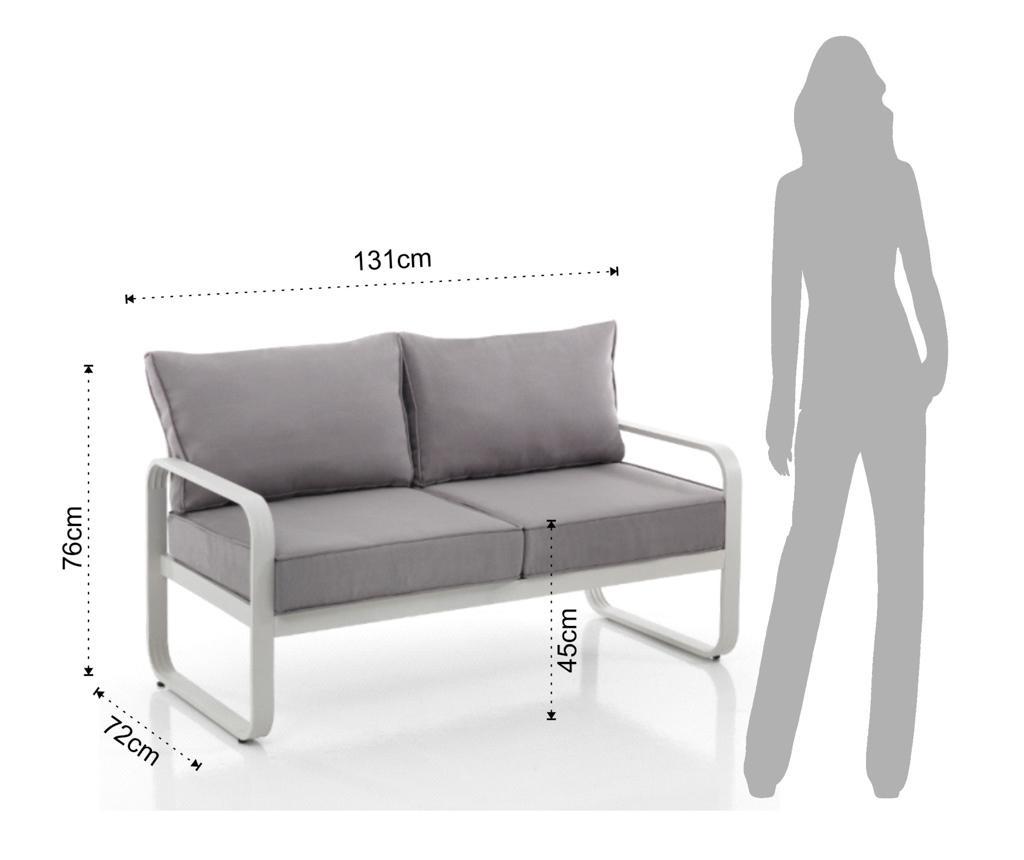 2 диван за сядане Ischia